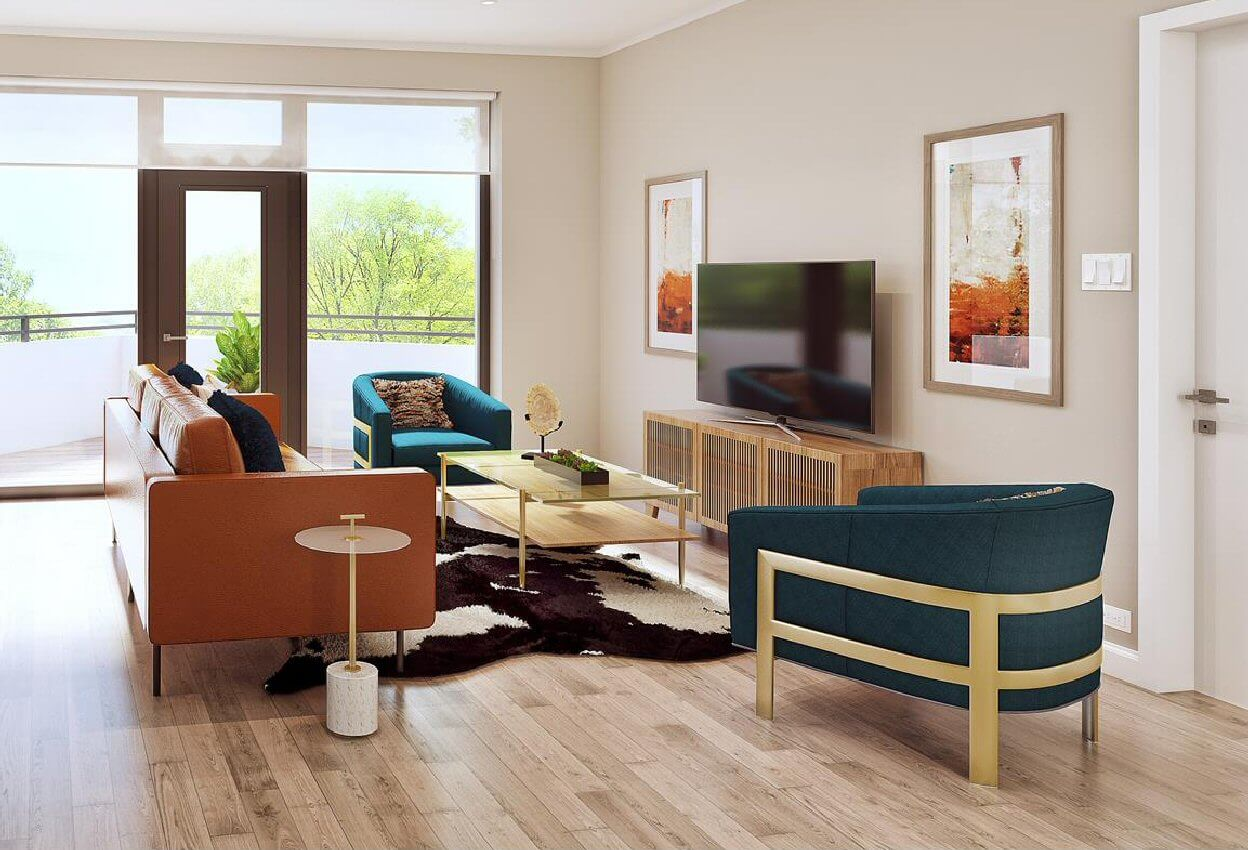 OALUX living room